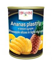 ANANAS PLASTRY w syropie 3,1 KG