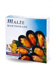 Małże marynowane KIER 115 g